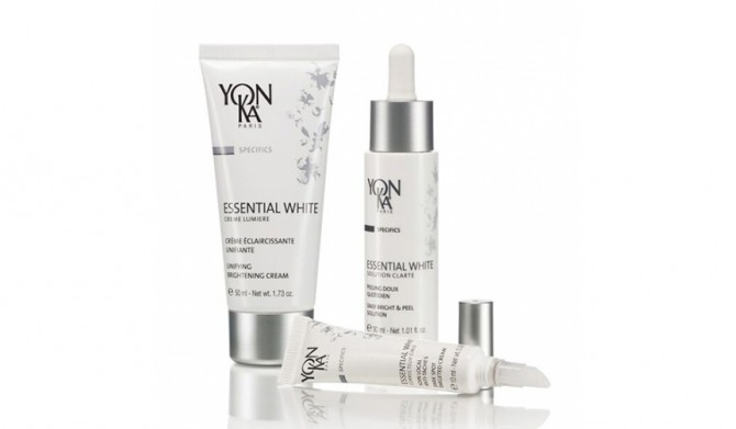 YON-KA|植物の力で美白を叶える「エッセンシャル ホワイト」シリーズが登場