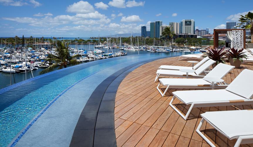 PRINCE WAIKIKI| 開発が進むオアフ島、新たなホテル選びとは?