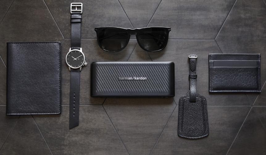 HARMAN|ビジネスパーソンに快適な機能を搭載。Bluetoothスピーカー「TRAVELER」
