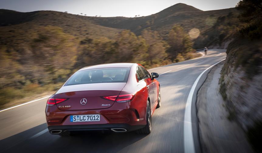 Mercedes-Benz CLS 450 4MATIC|メルセデス・ベンツ CLS 450 4MATIC