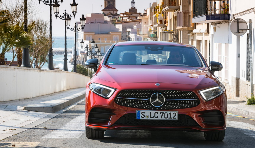 Mercedes-Benz CLS 450 4MATIC|メルセデス・ベンツ CLS 450 4MATIC