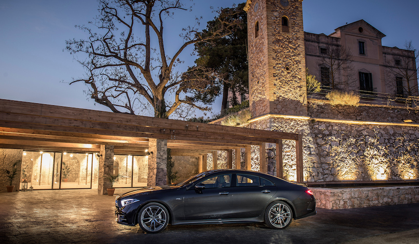 Mercedes-AMG CLS 53 4MATIC+|メルセデスAMG CLS 53 4MATIC+
