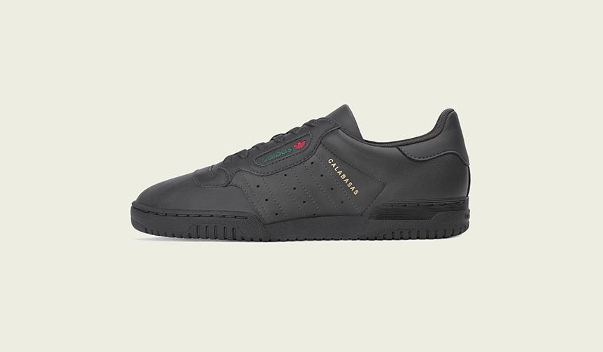 adidas|adidasとKANYE WESTによる「YEEZY POWERPHASE」に新たなるコーアブラックカラーが登場。
