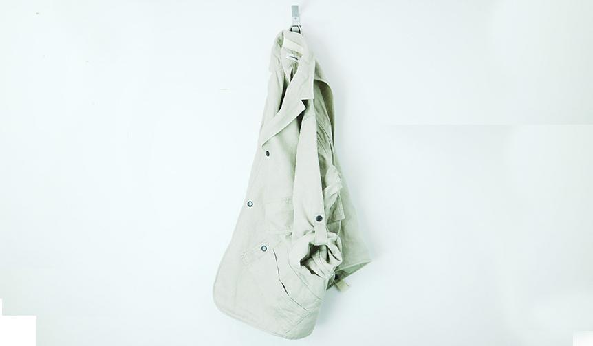 "tehutehu|""蝶採集""専用のハンティングジャケットにリミテッドモデルが登場"