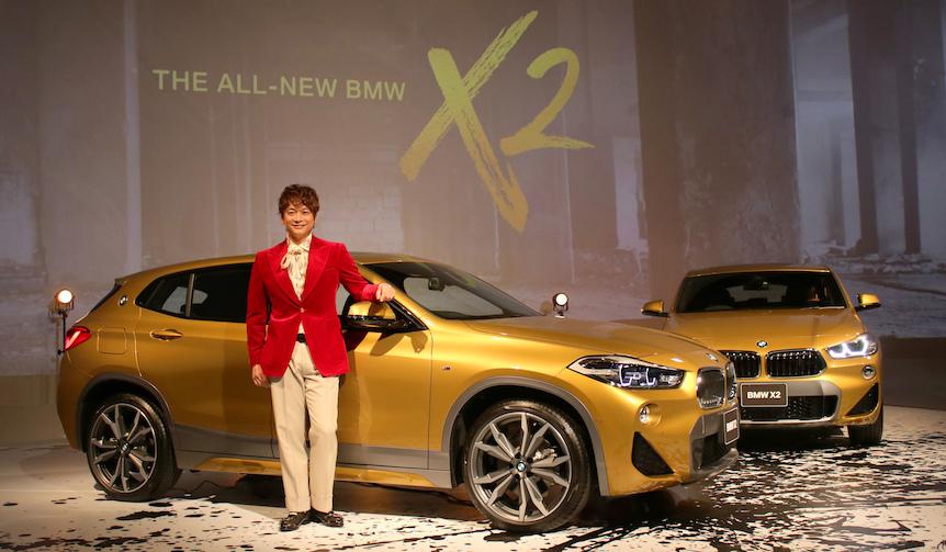 BMW、新コンパクトSUV「X2」国内発売|BMW