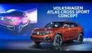 Volkswagen Atlas cross sport concept|フォルクスワーゲン アトラス クロススポーツ コンセプト