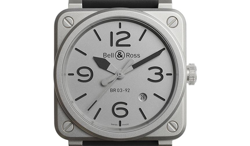 Bell & Ross|世界限定999本。ベル&ロスが「BR 03-92 HOROBLACK」をリリース