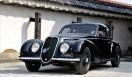 Touring Early Italian(1951年以前に作られたイタリアのメーカーでトゥーリングのボディを纏った最も優れているクルマ)…1939年アルファロメオ6C2500SSスポーツベルリネッタ