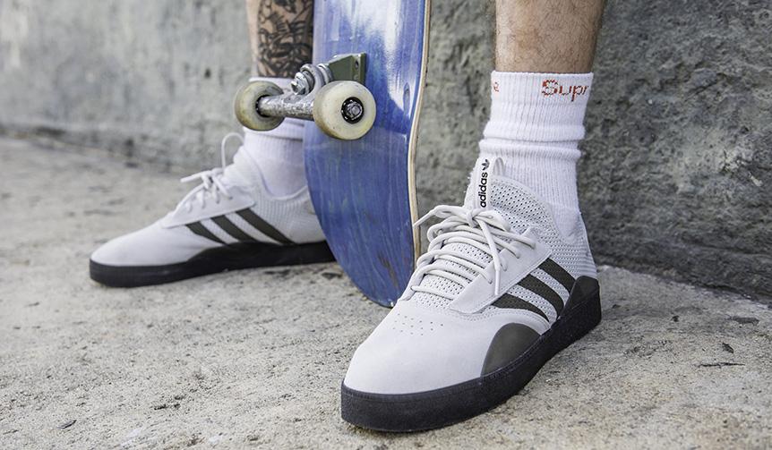adidas|スケートボーディングの未来をつくる革新的なニューシルエット「3ST」