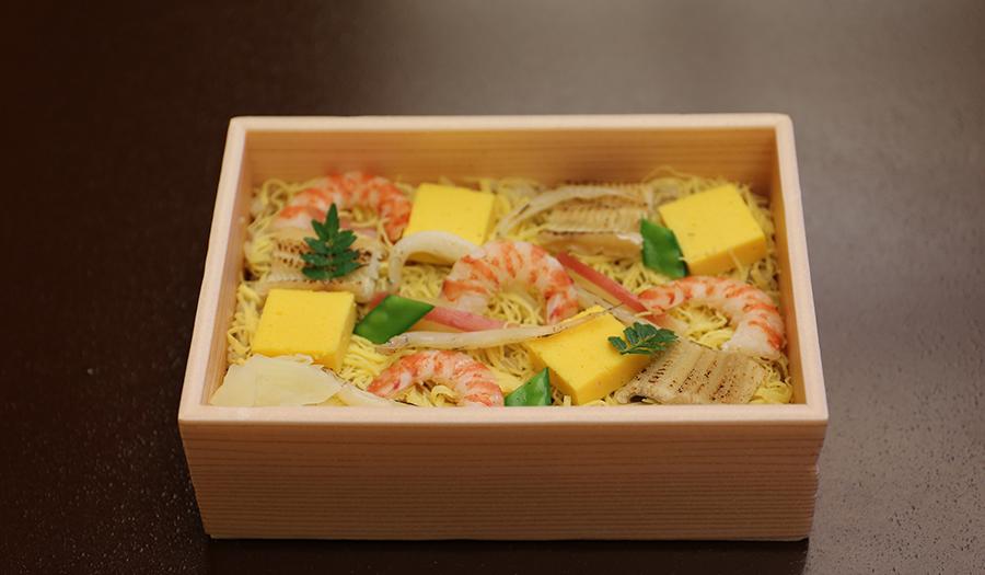 料亭の鮨折 イメージ1