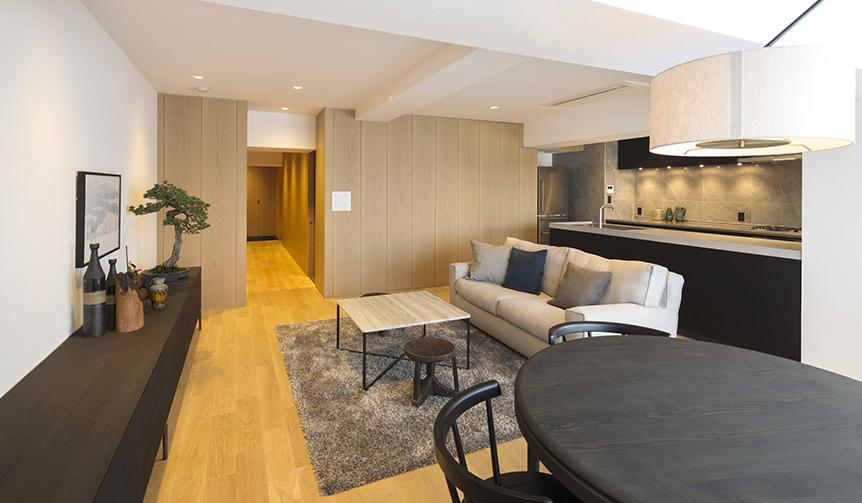DESIGN|マイリノ by  グローバルベイスと、ユナイテッドアローズが提案するマンションリノベーションプラン