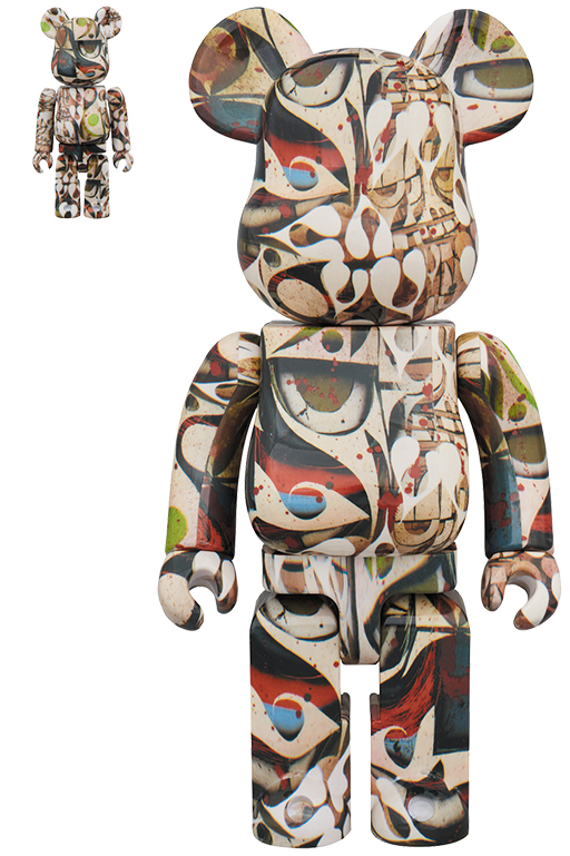 BE@RBRICK-PHIL-FROST-100%-&-400%