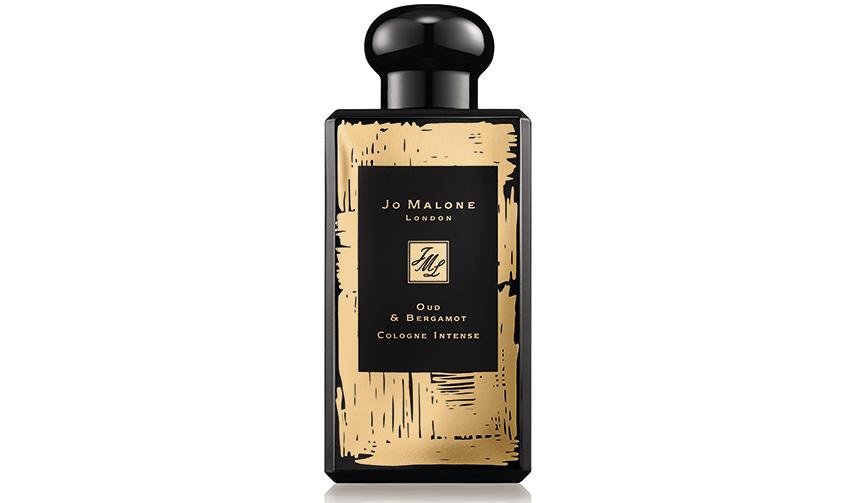JO MALONE LONDON|「ウード & ベルガモット コロン インテンス」のスペシャルボトル登場
