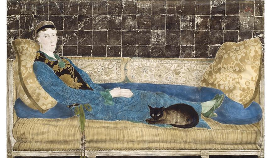ART|画家・藤田嗣治、没後50年。画業の全貌を通覧する大回顧展