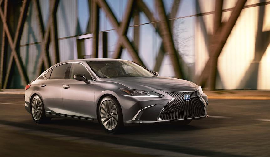 新型ESを北京モーターショーでワールドプレミア|Lexus