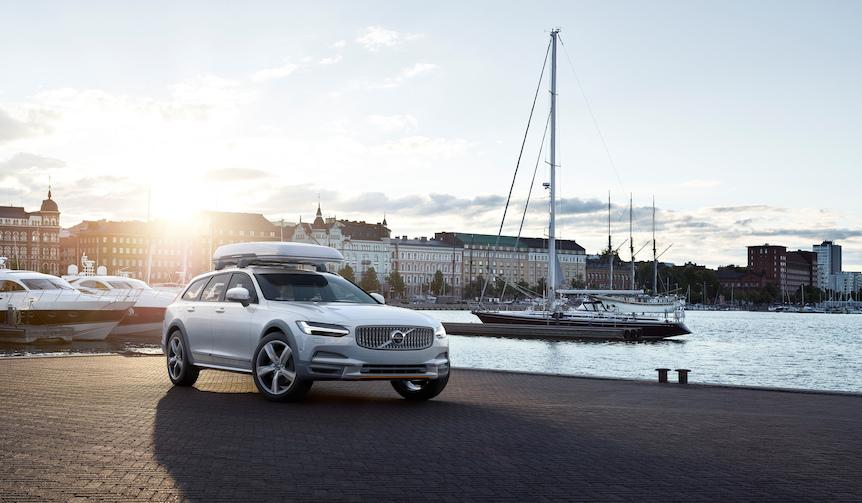 日本限定15台のV90特別限定車|Volvo