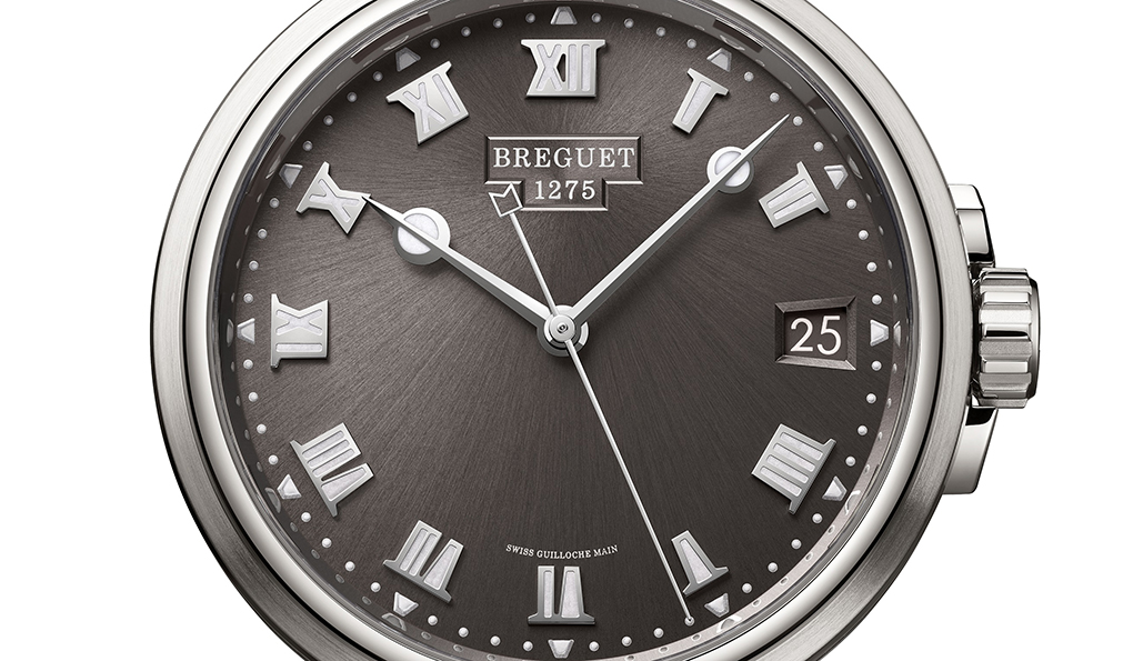 BREGUET 新世代を象徴する「マリーン 5517」が、バーゼルワールド2018に登場