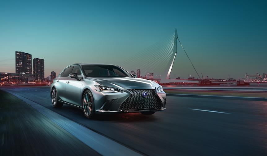 新型レクサスESを北京でワールドプレミア|Lexus