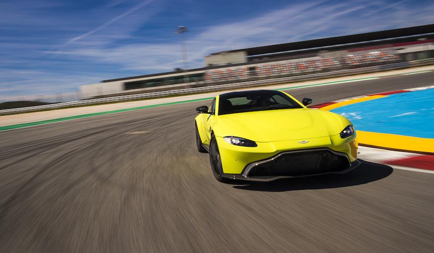 新型アストンマーティン ヴァンテージに試乗|Aston Martin