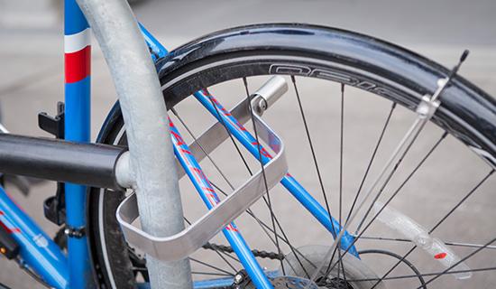 DESIGN|自転車ロック「TiGr Lock」にワイドタイプが登場