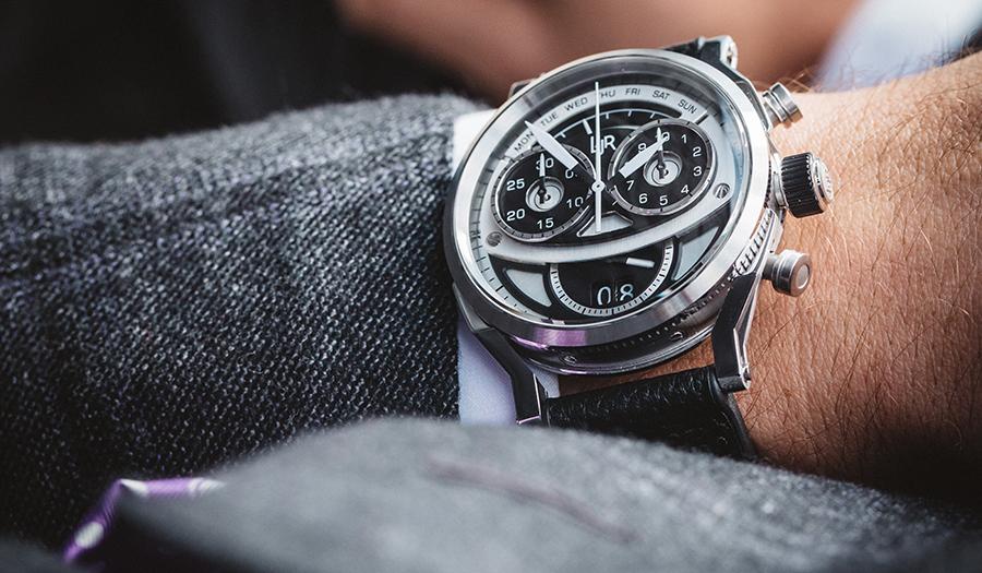 L & JR|高級機械式時計のスピリットを継承する「L & JR」がローンチ
