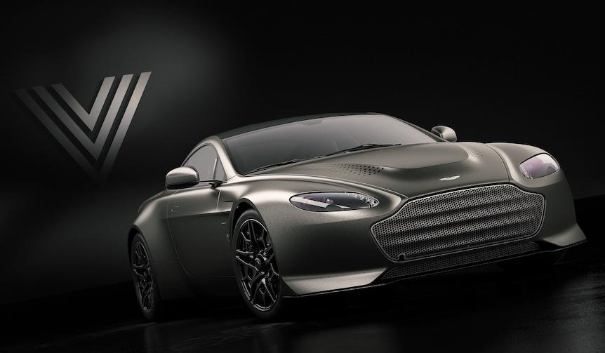 アストンマーティン「ヴァンテージV600」が復活|Aston Martin