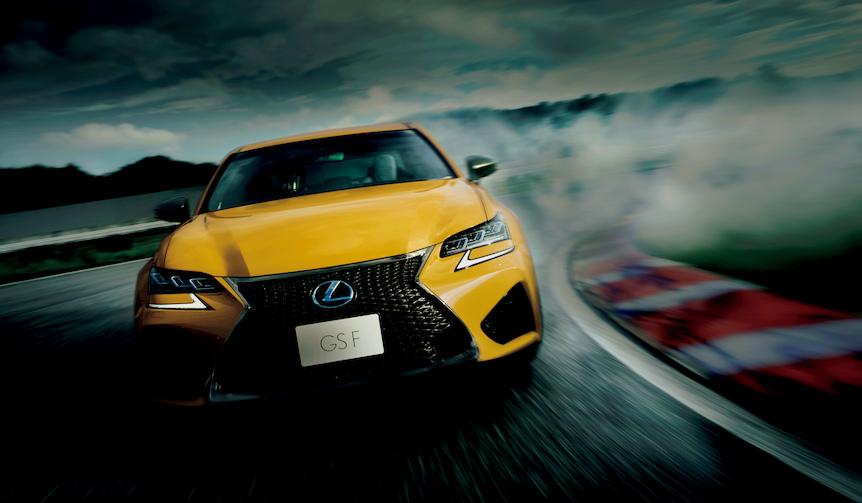レクサスGS Fをブラッシュアップ|Lexus