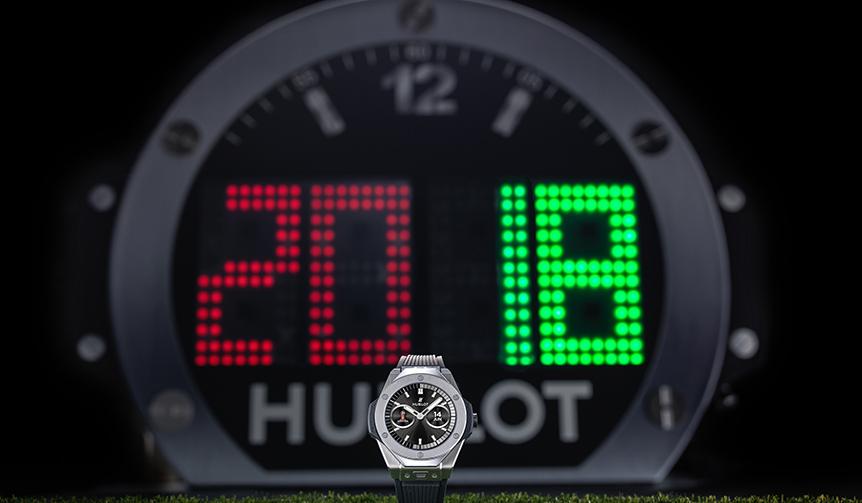 HUBLOT|ウブロ初のスマートウォッチ、限定2018本でリリース