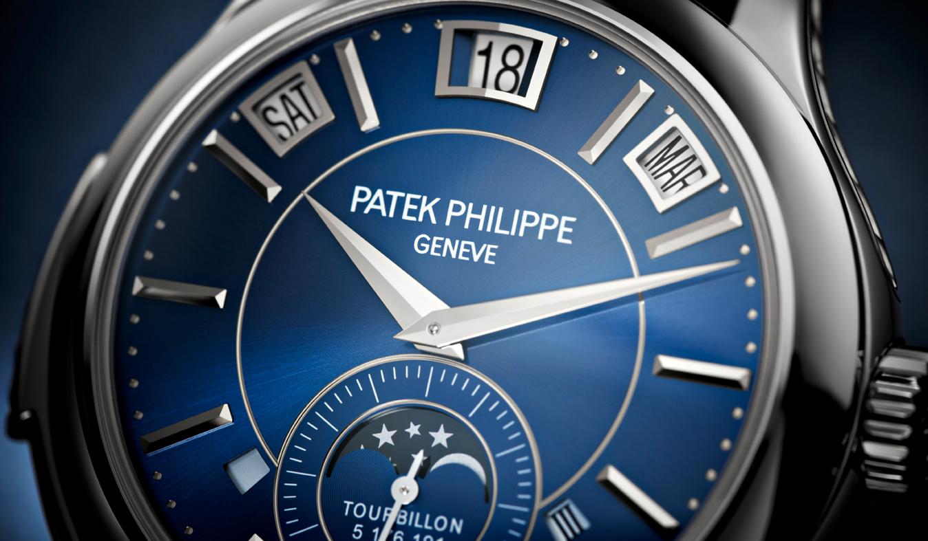 PATEK PHILIPPE|3大複雑メカニズムを搭載するグランド・コンプリケーション