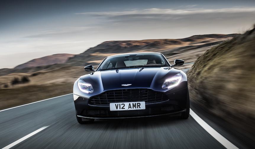 アストンマーティンの新たなフラッグシップ、DB11 AMR登場|Aston Martin