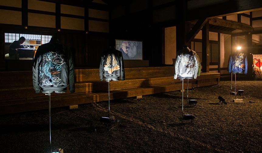 REVEAL PROJECT 日本の歴史・文化をファッションを通じてカタチにする
