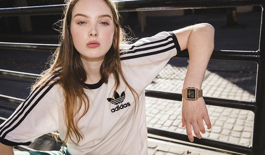 adidas|ミニマルでモダン。adidas Originalsのタイムピースコレクション「adidas watches」