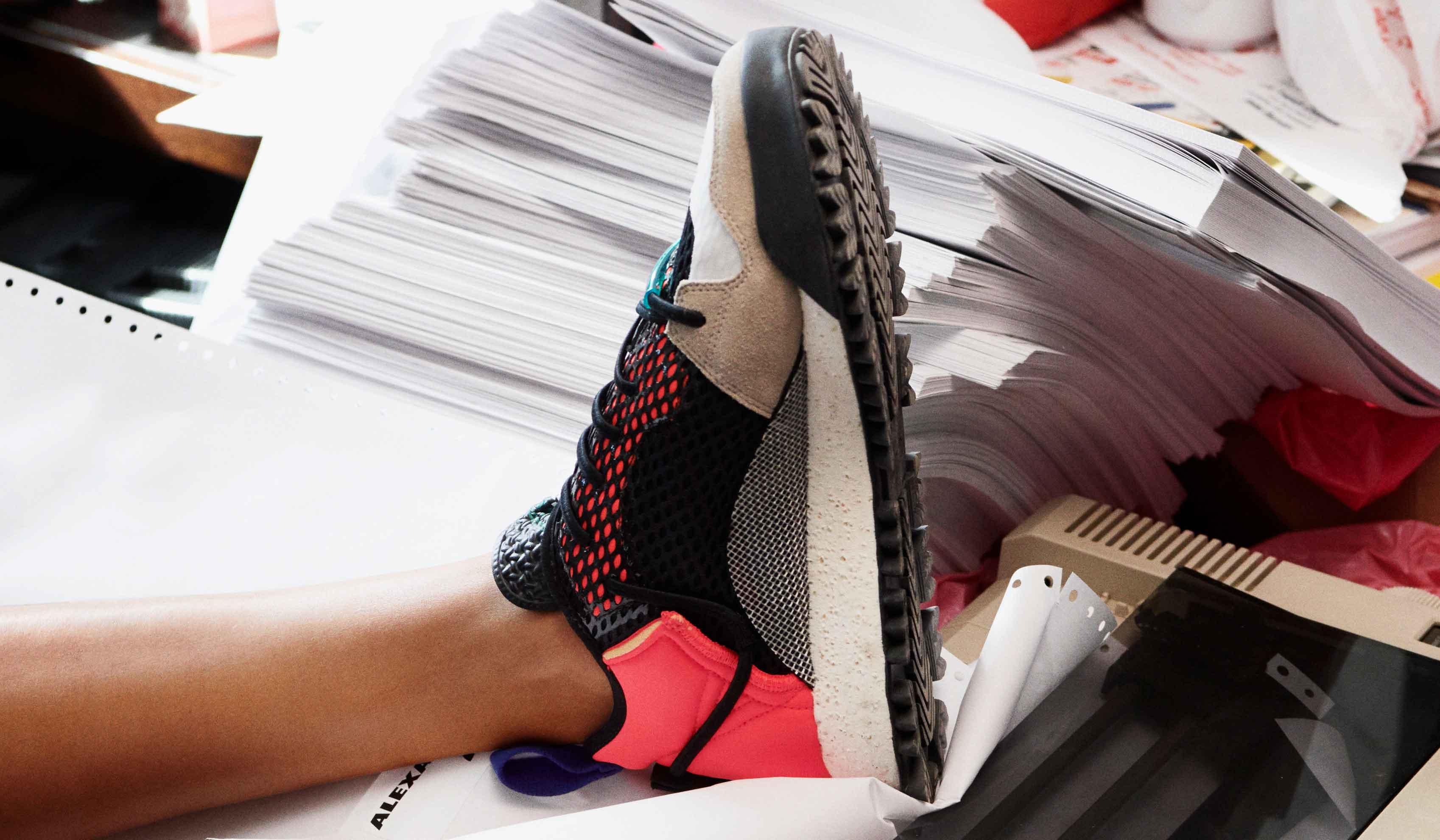 adidas|アディダス オリジナルス by アレキサンダー ワン、2018年春夏第2弾が発売