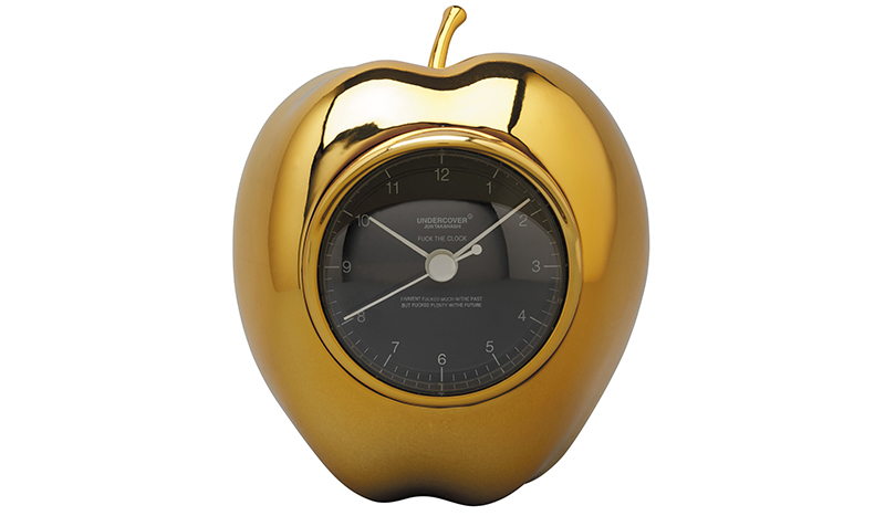 MEDICOM TOY|GOLDEN GILAPPLE CLOCK
