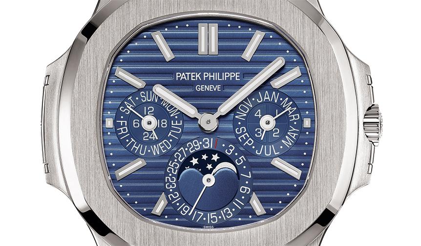 PATEK PHILIPPE|「ノーチラス」コレクション初のグランド・コンプリケーション