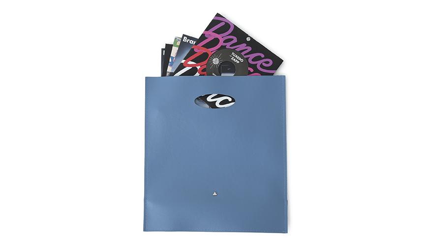 COET × BEAMS RECORDS|7インチレコードを約30枚収納できるバッグ