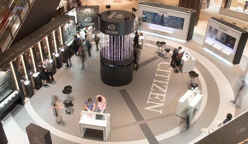 CITIZEN|創業100周年を記念するイベントを、日本全国5都市で開催