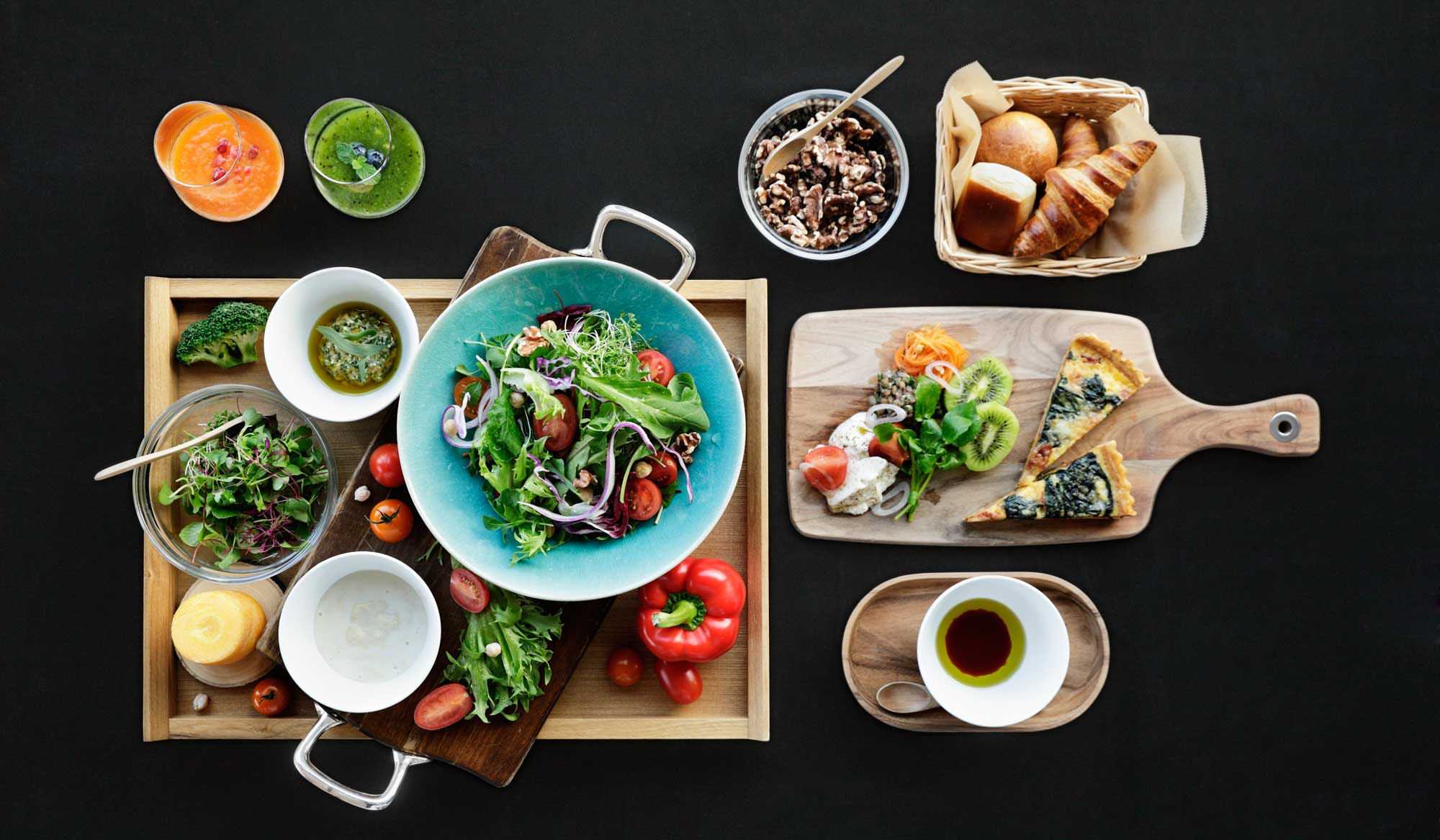 Hoshino Resorts L'Hotel de Hiei|近江の発酵食「お酢」と野菜の朝食で心身をリフレッシュ