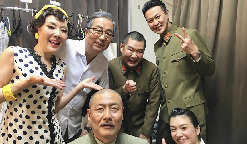 戸田恵子|歌の力を痛感!舞台『Sing a Song』