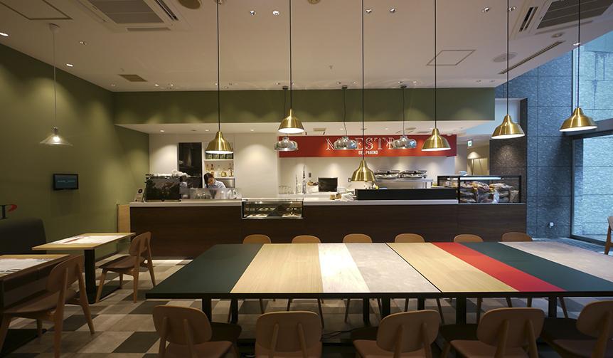 PANINO GIUSTO|パニーノジュストが都内デリバリーの拠点となる麹町店をオープン