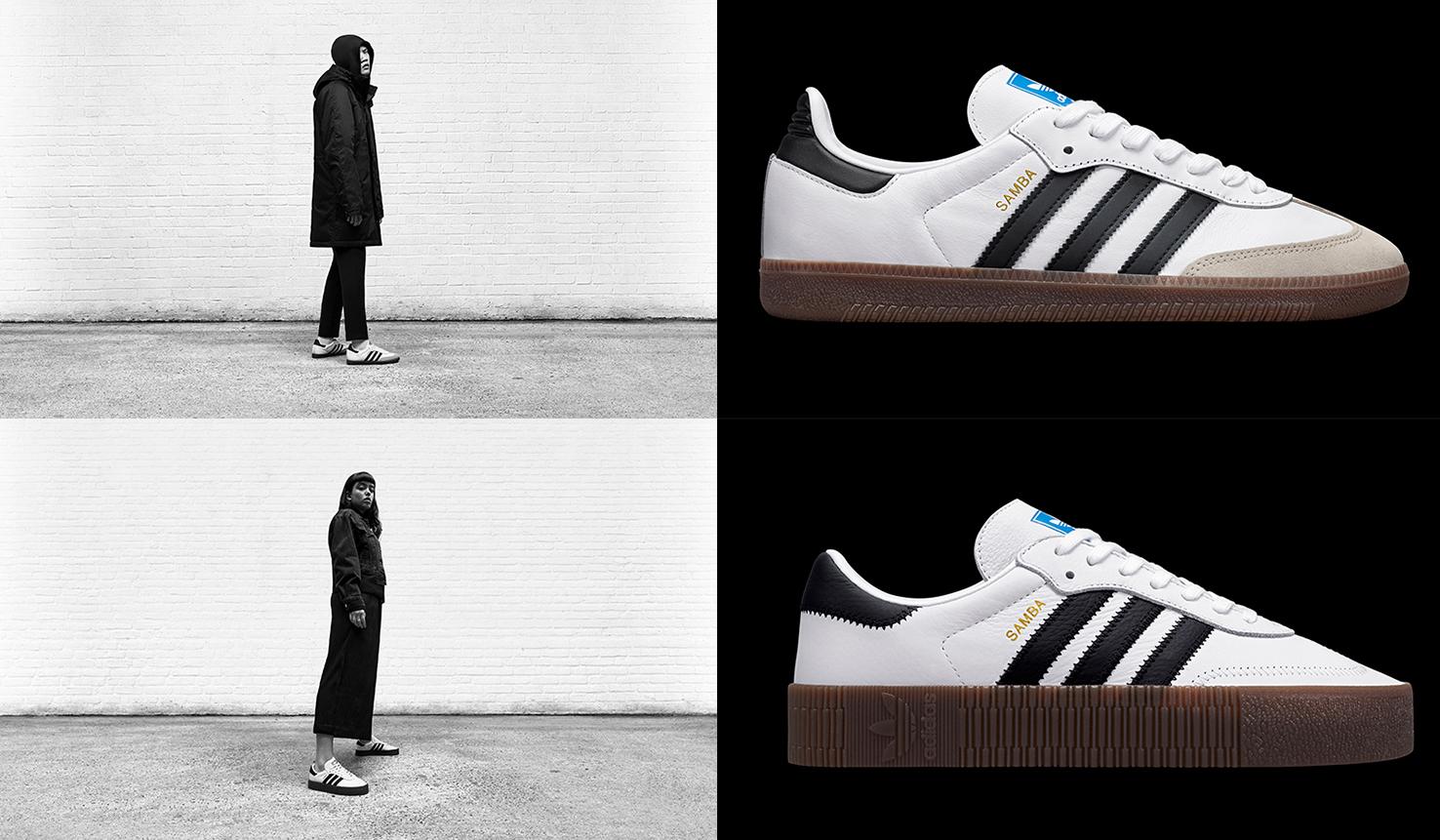 Adidas|アディダスオリジナルスが名作「SAMBA」をアップデートさせた1足をリリース