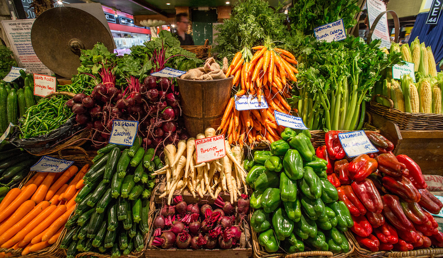 Title: Adelaide Central Market, Adelaide, SA Mandatory credit: Tourism Australia