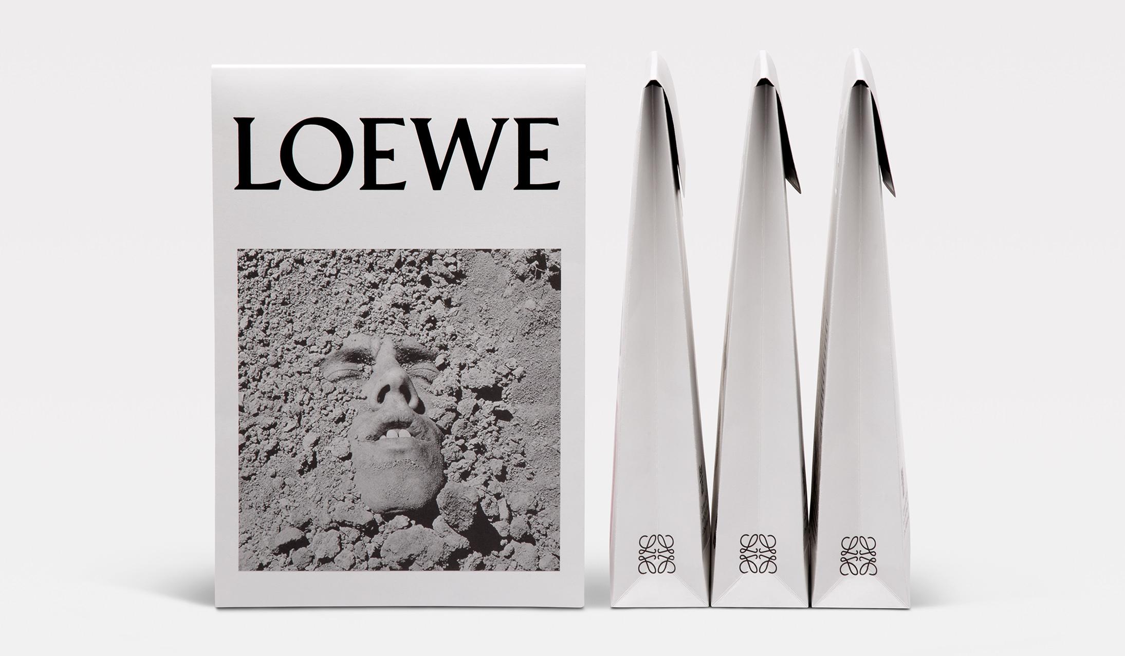 LOEWE|ロエベ、ビジュアル・エイズの支援を目的とした限定Tシャツを発売
