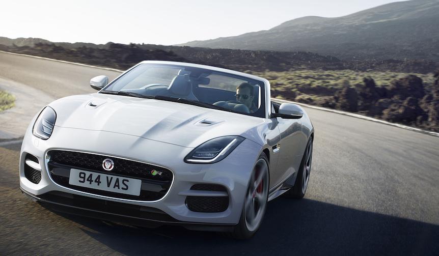 ジャガーFタイプ、2019年モデルにアップデート|Jaguar