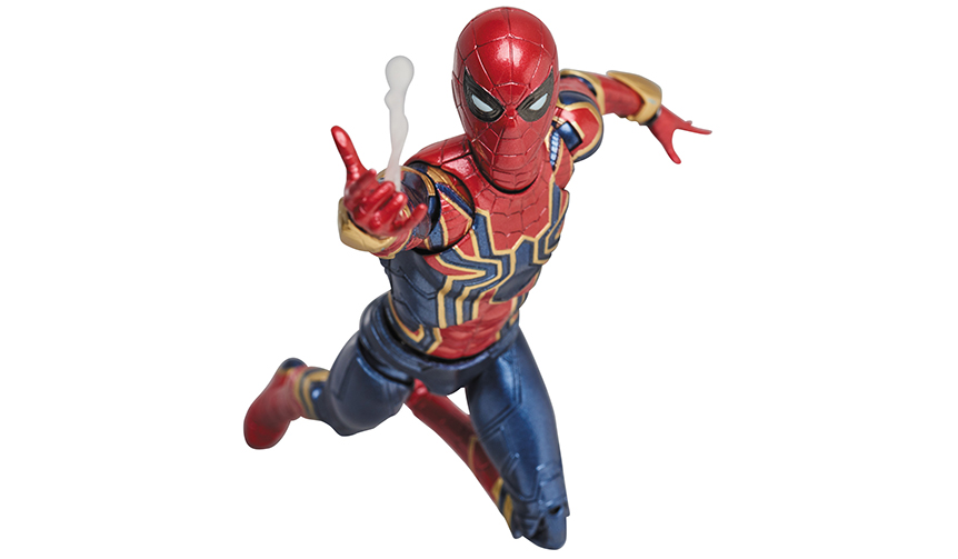 MEDICOM TOY|MAFEX IRON SPIDER