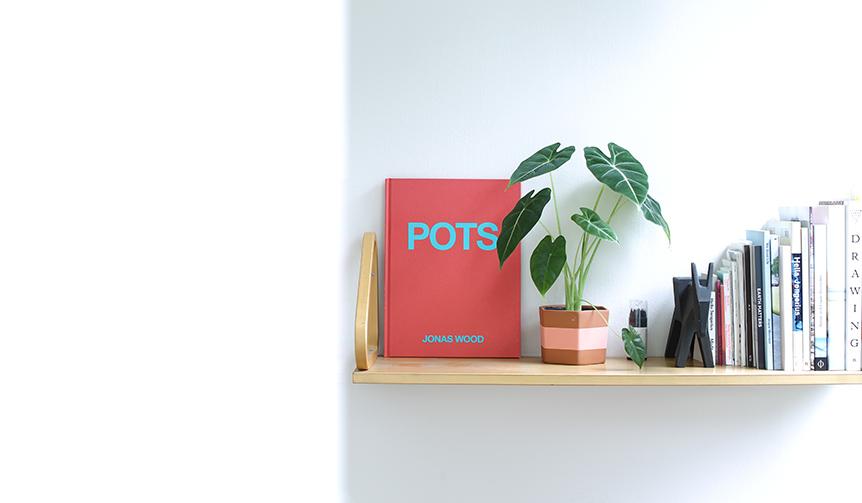 DARKROOM|ポストモダン期のデザインを彷彿とさせる、イギリス発の植木鉢