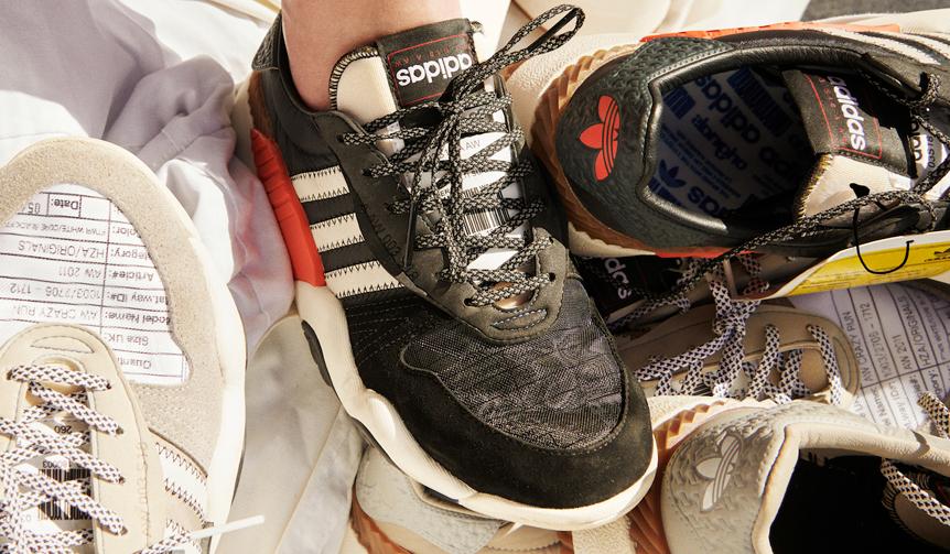 adidas|アディダス オリジナルス×アレキサンダー ワン。第3弾がリリース