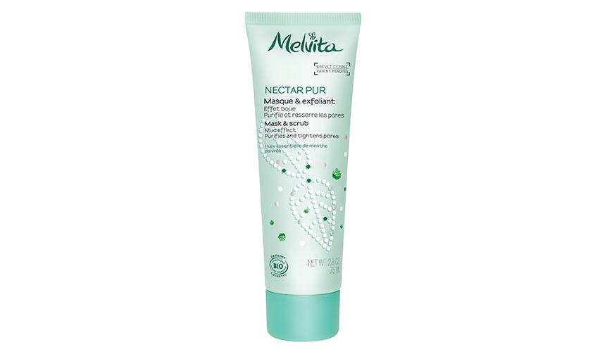 MELVITA|「ネクターピュア マスク&スクラブ」で夏の毛穴悩みを解決