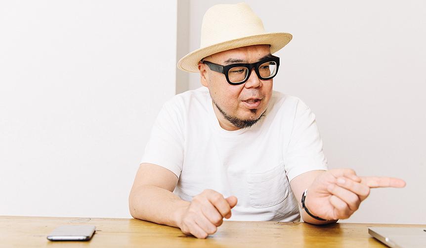 DJ/プロデューサーのFPM田中知之氏