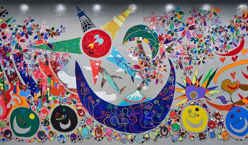 ART|香取慎吾さんの初個展『香取慎吾 NAKAMA des ARTS』がパリ・ルーブル美術館で開催